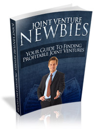 Joint Venture Newbies