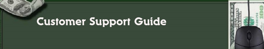 Customer Support Guide